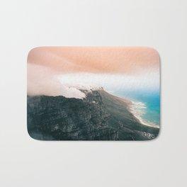 Table Mountain, South Africa Bath Mat