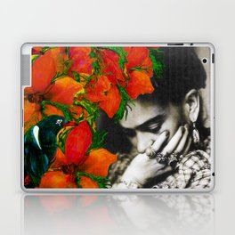 Tribute to Frida Kahlo #40 Laptop & iPad Skin