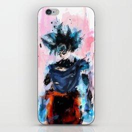 Goku Ultra Instinct iPhone Skin
