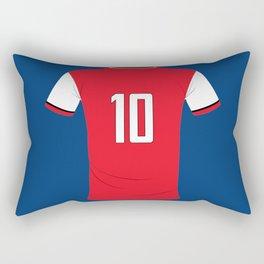 10 Futbol Ars Rectangular Pillow