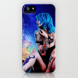 Act of Creation iPhone Case
