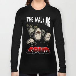 The Walking Spud Long Sleeve T-shirt