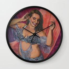 Roxxanne Wall Clock