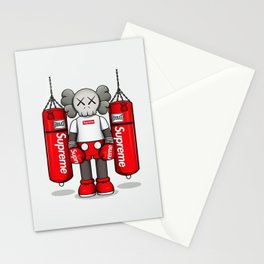 Kaws Art Stationery Cards