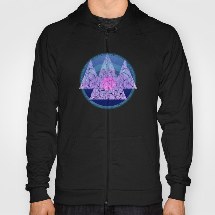 Northern mountains Hoody