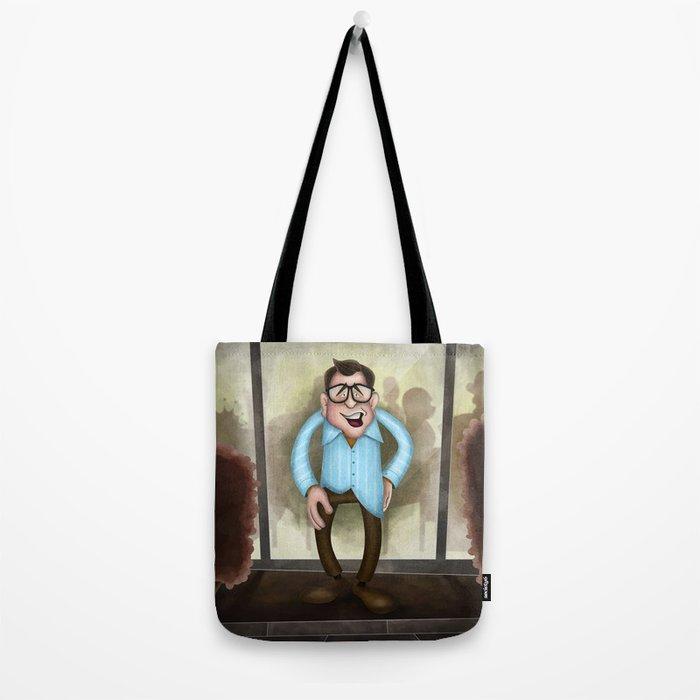 Cute Little Pooch Tote Bag
