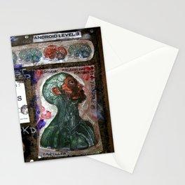 LEVELS (QUADRIPTIC) Stationery Cards