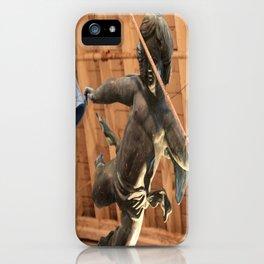 Urban Cherub  iPhone Case