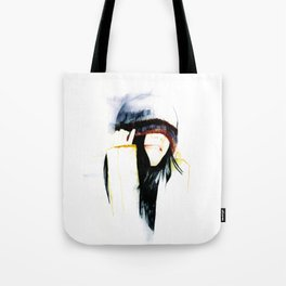 True happiness comes from heart  Tote Bag