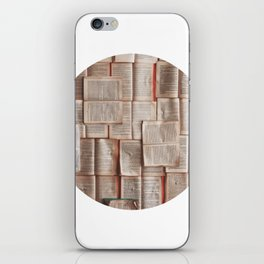 Thousand books - Reading Area iPhone Skin