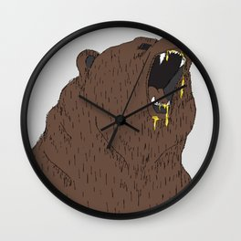 Give me my honey Wall Clock