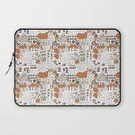 Ditsy Garden Laptop Sleeve