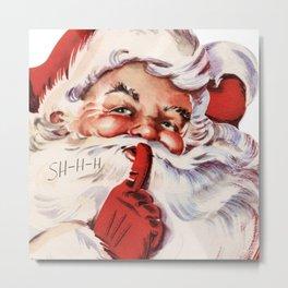 Santa20151101 Metal Print