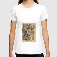 medieval T-shirts featuring - medieval - by Magdalla Del Fresto