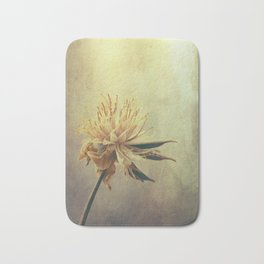 Golden Cosmos Seeds Bath Mat