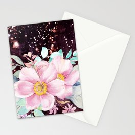 Flowers bouquet 71 Stationery Cards