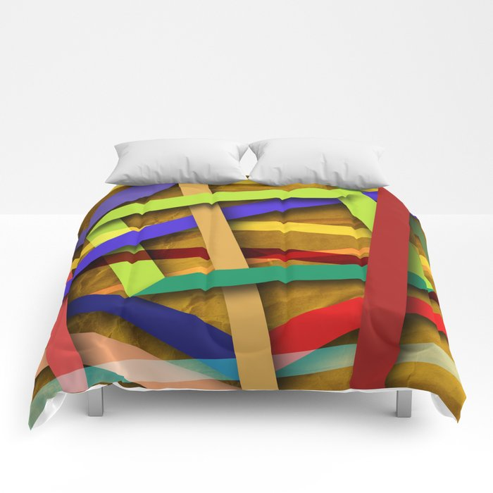 Abstract #356 Comforters