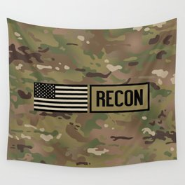 Recon (Camo) Wall Tapestry