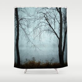 Nature's Gate Shower Curtain