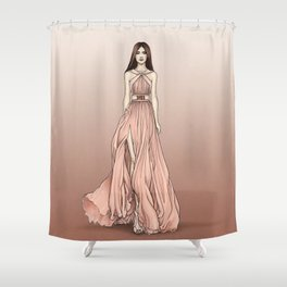 Elie Saab AW 2014-15 Shower Curtain