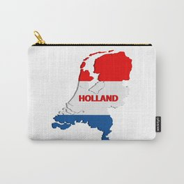 Holland map Carry-All Pouch