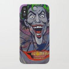 Ha Ha Ha Ha Ha! The Joker! Slim Case iPhone X