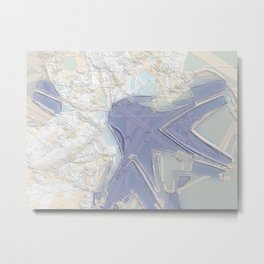 ALBaMass - The Lakes Metal Print