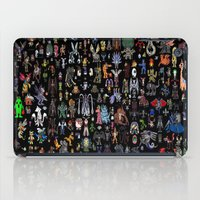 digimon iPad Cases featuring DigiPixels by Dull Work