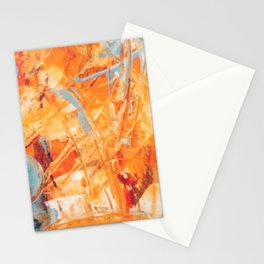 Abstract H1 Stationery Cards