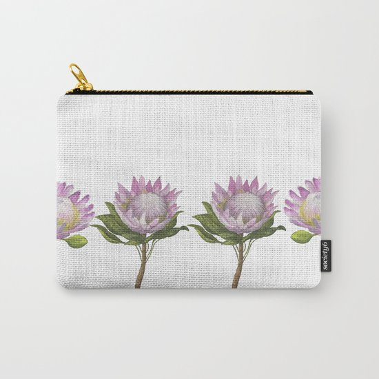 Beautiful Lotus Carry-All Pouch