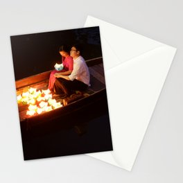 Vietnamese Lovers Stationery Cards