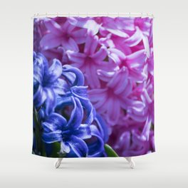 Spring Flowers Series 24 Shower Curtain