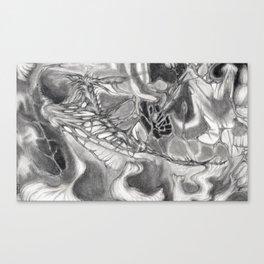 Lo1 - Detail III Canvas Print