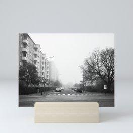 November Streets Mini Art Print