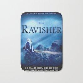 The Ravisher movie poster by Lacy Lambert Bath Mat