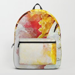 Freddie Art Backpack