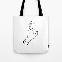 handy grl Tote Bag
