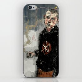 Institutionalised iPhone Skin