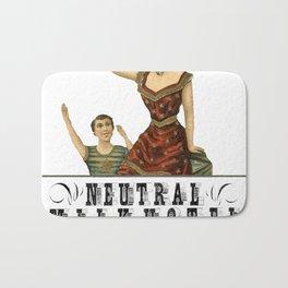 Neutral Milk Hotel - In the Aeroplane Over the Sea Bath Mat