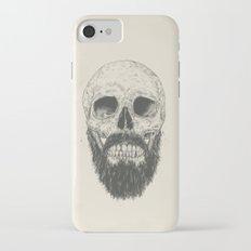 The beard is not dead iPhone 7 Slim Case