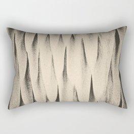 Beach Sand Rectangular Pillow