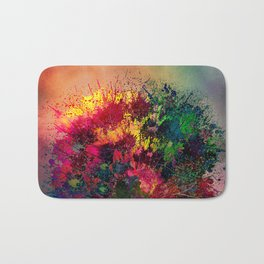 Love in Fall Bath Mat