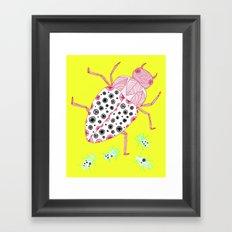 Roaches on a Sunny Day Framed Art Print