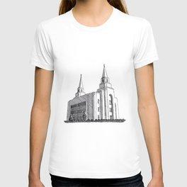 Kansas City LDS Temple T-shirt