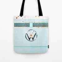 hippie Tote Bags featuring Hippie Chic by RDelean