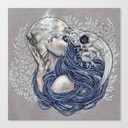 Final Breath Canvas Print