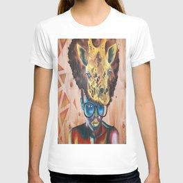 Giraffe Me Centric T-shirt