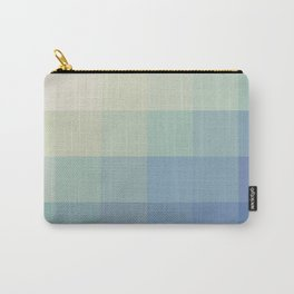 Mosaic Teal Ice Carry-All Pouch