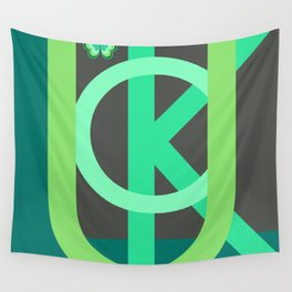 LUCK of the irish!! Wall Tapestry