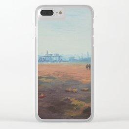 Former Tempelhofer Airport, Berlin Clear iPhone Case